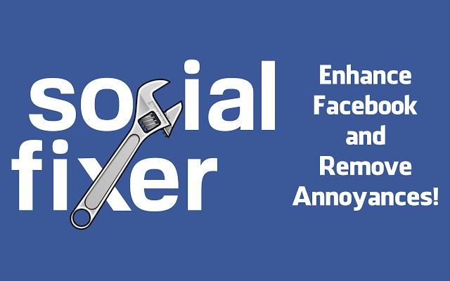 social fixer for facebook | Facebook plugins | Alisha Ahern